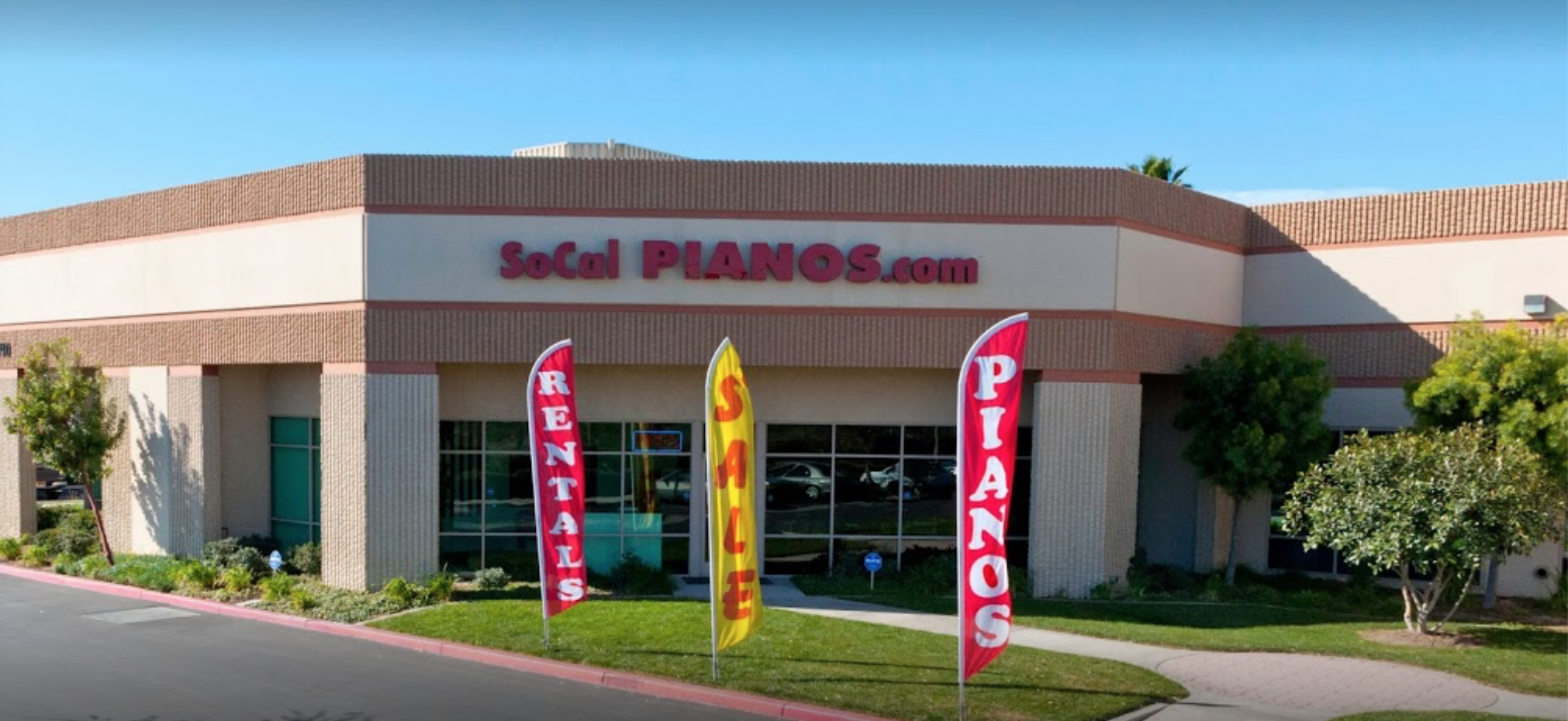 SoCal Pianos Ontario