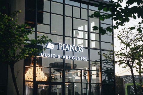 PIANOS Music and Art Centre LLC